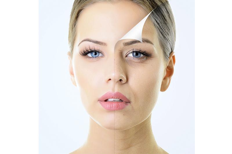 Anti Aging Neue Haut, neues Gefühl