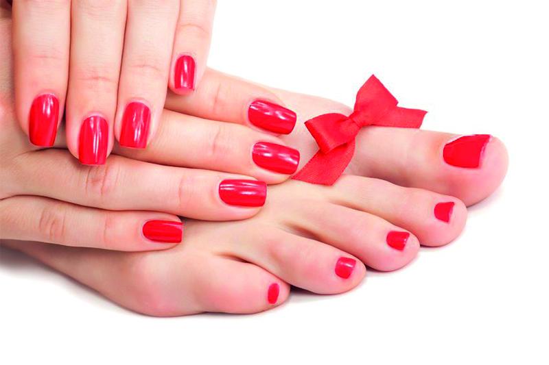 Wir verwöhnen Ihre Füße mit einer professionellen Fußpflege