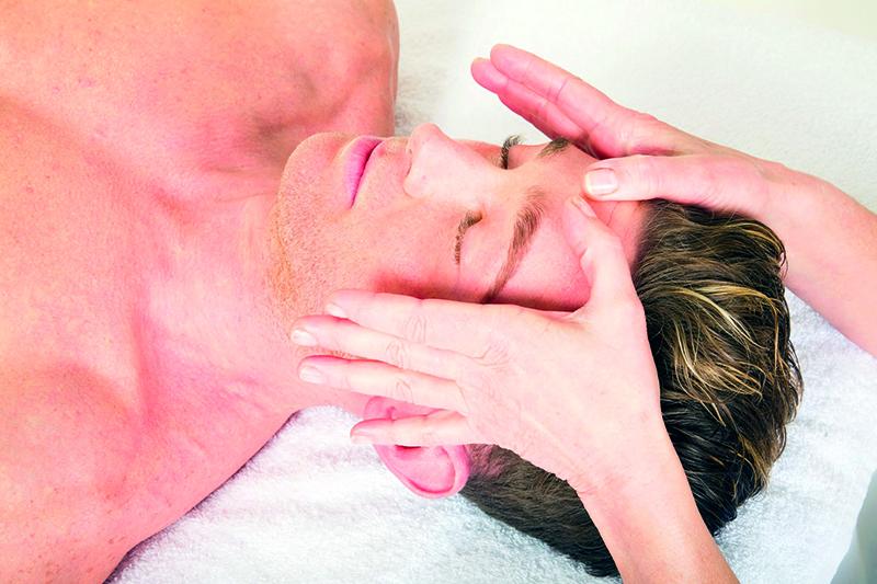 Professionelle Kosmetik für Männer