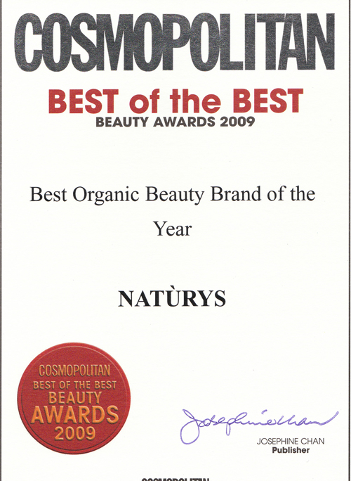 Naturys Biokosmetik De Luxe Kosmetikinstitut