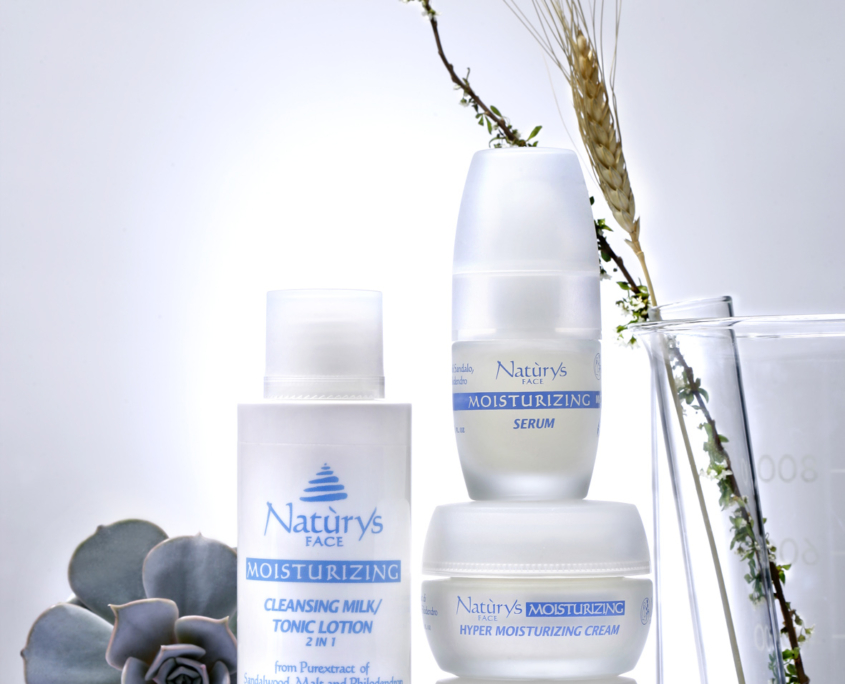 Naturys Feuchtigkeitlinie De Luxe